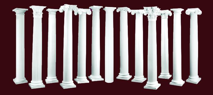 Round Columns
